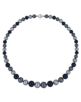 Jon Richard Pearl Magnetic Necklace
