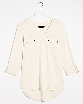 LS Utility T-shirt with Pockets