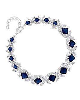 Alan Hannah Floral Link Bracelet