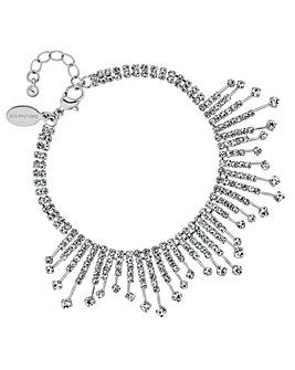 Jon Richard Diamante Statement Bracelet