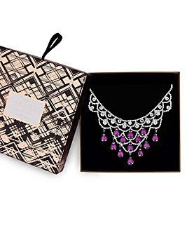 Mood Diamante Crystal Jewellery Set