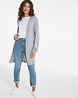 Volume Sleeve Cardigan