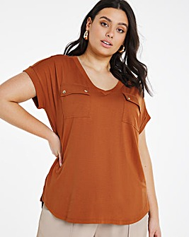 SS Utility T-shirt with Pockets