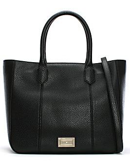 Emporio Armani Pebbled Tote Bag