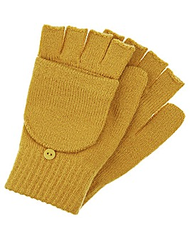 Accessorize Opp Plain Capped Glove