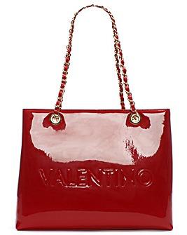 Mario Valentino Icon Logo Shopper Bag