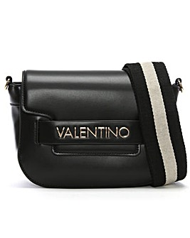 Mario Valentino Blast Logo Crossbody Bag