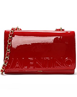 Mario Valentino Icon Logo Shoulder Bag