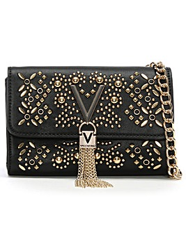 Mario Valentino Marilyn Stud Cross-Body