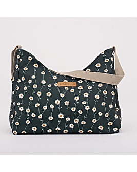 DAISY HOBO BAG GREEN ONE SIZE