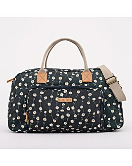 DAISY WEEKEND BAG GREEN ONE SIZE