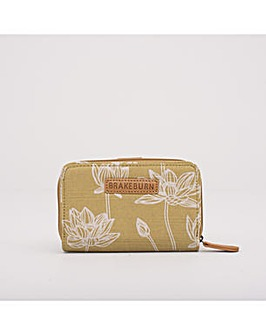 LOTUS WALLET YELLOW ONE SIZE