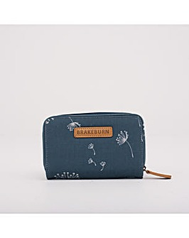 DANDELION WALLET TEAL ONE SIZE