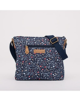 DITSY CROSS BODY NAVY ONE SIZE