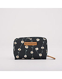 DAISY WALLET GREEN ONE SIZE