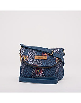 TRAILING LEAF ROO POUCH BAG NAVY