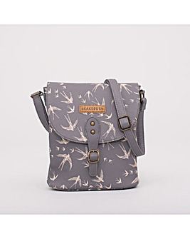 BIRDS BINOCULAR BAG GREY ONE SIZE