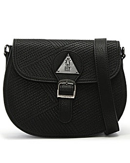 Fly London Kadi Stitch Shoulder Bag
