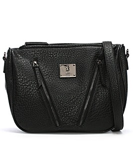 Fly London Dami Top Zip Shoulder Bag