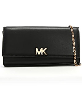 Michael Kors Large Leather Clutch Bag
