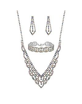 Mood Silver Jewellery Set