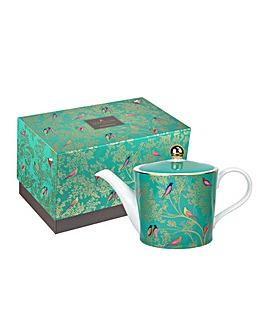 Sara Miller Green Tea Pot