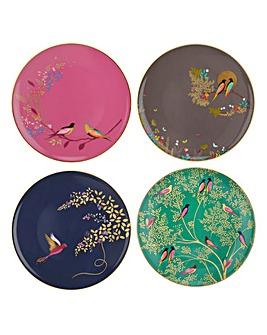 Sara Miller Set of 4 Plates