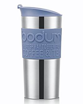Bodum Stainless Steel Travel Mug Blue