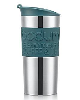 Bodum Stainless Steel Travel Mug Green
