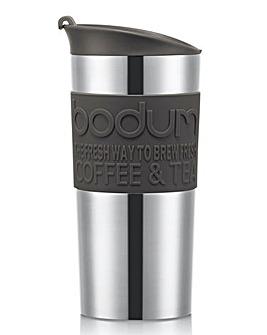 Bodum Stainless Steel Travel Mug Black