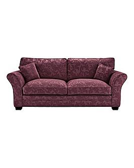 Mayfair Standard Back Three Seater Sofa