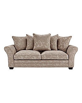 Mayfair Pillow Back Three Seater Sofa