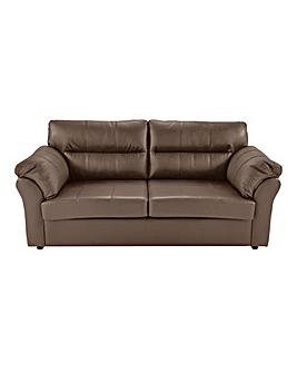 Ancona Leather Sofabed