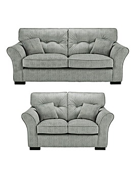 Louis 3 plus 2 Seater Sofa