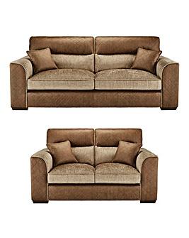Lowry 3 plus 2 Seater