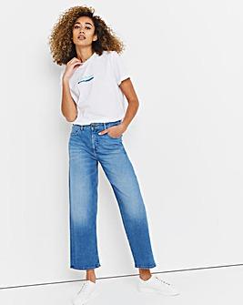 Lee Wide Leg Jeans