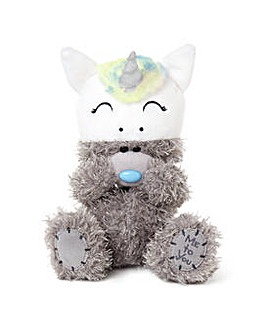 Me to You Plush Winter Unicorn Bear
