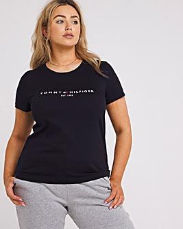 Tommy Hilfiger Crew Neck Tee Shirt