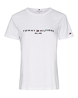 Tommy Hilfiger Essential Crew Neck Tee