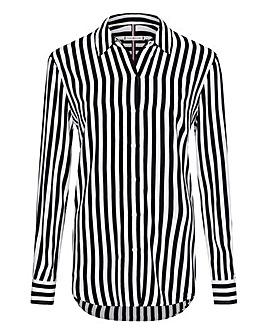 Tommy Hilfiger Viscose Long Sleeve Blouse