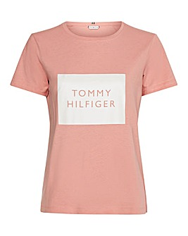 Tommy Hilfiger Box Crew Neck Tee