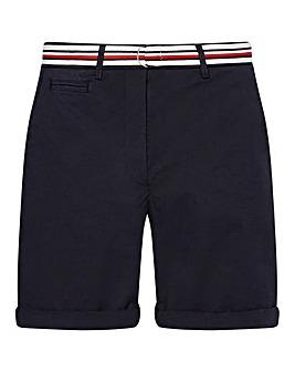 Tommy Hilfiger Cotton Slim Shorts