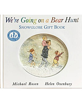 WERE GOING ON A BEAR HUNT: SNOWGLOBE GIF