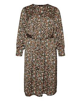 Vero Moda Floral Midi Dress