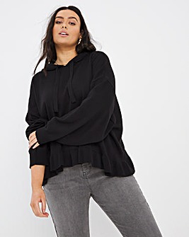 Vero Moda Lolla Hooded Blouse