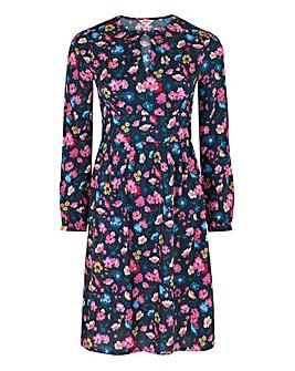 Cath Kidston Long Sleeved Tea Dress