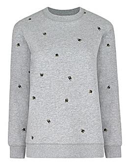 Cath Kidston Busy Bee Sweatshirt