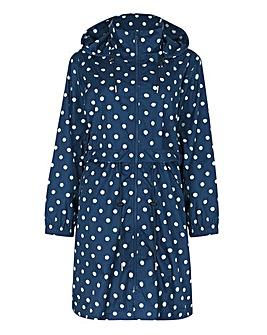 Cath Kidston Polka Dot Raincoat
