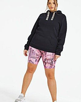 Hype Animal Print Cycling Shorts