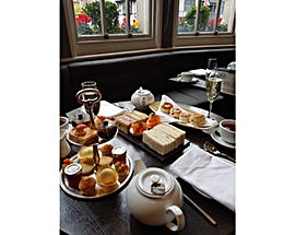 Courthouse Hotel Champagne Tea for Two